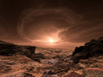 Scientists of the University of Lisbon have invented a way to get oxygen on Mars