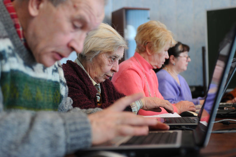 A university for the elderly is going to open in Russia