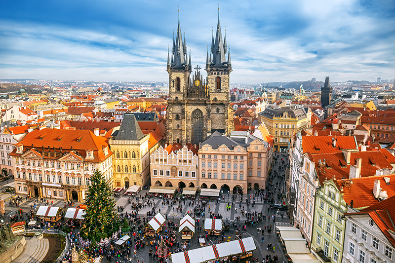 Education in Czech Republic for Indian students